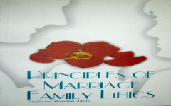 Principles Of Marriage Family Ethics